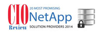 20 Most Promising NetApp Solution Providers - 2014